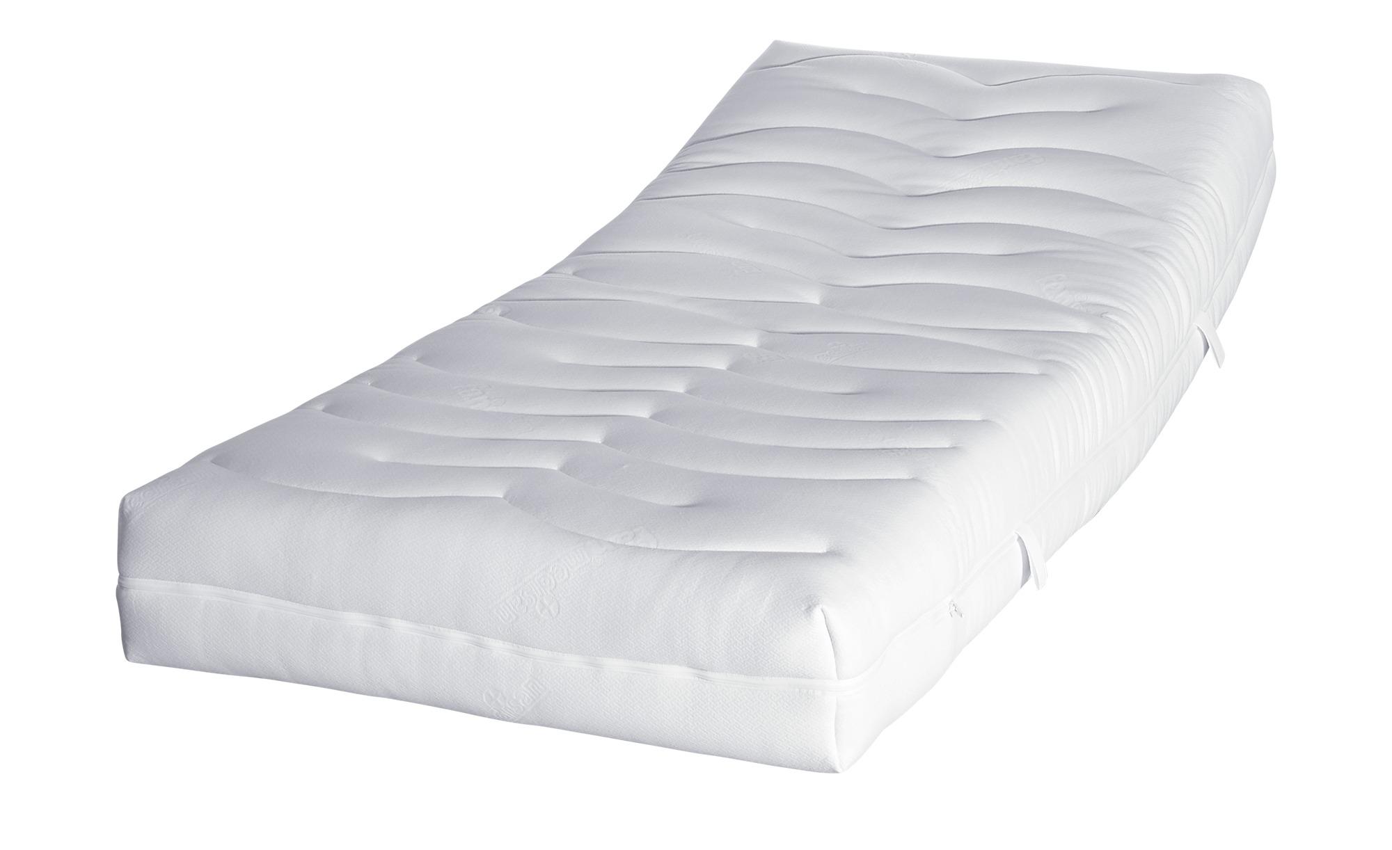 Viscoschaummatratze  Medisan Luxus VS - weiß - 160 cm - 20 cm - 200 cm - Sconto   Schlafzimmer > Matratzen > Viscoschaum-Matratzen   Sconto