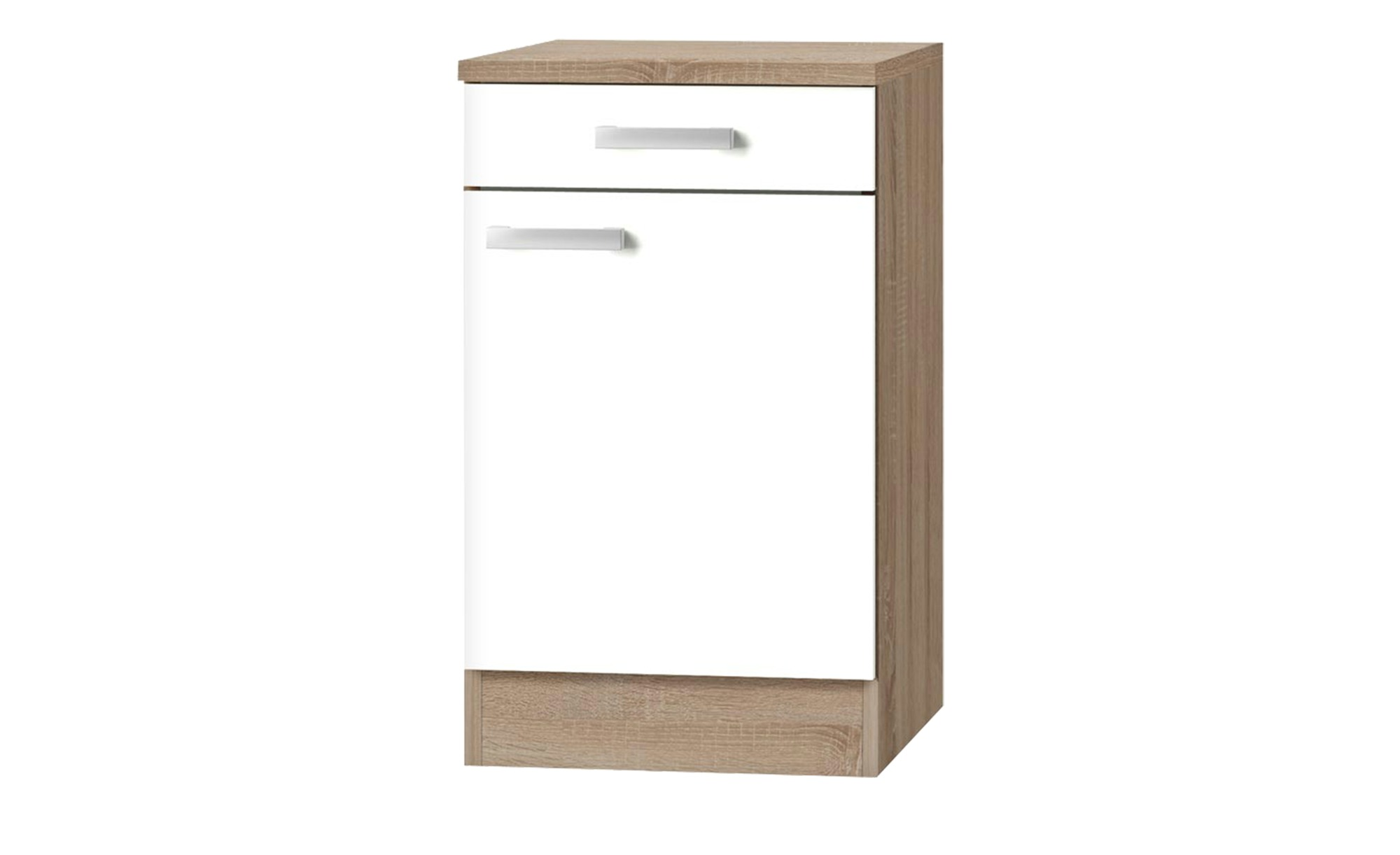 Unterschrank  Zamora - 50 cm - 84,8 cm - 60 cm - Sconto | Küche und Esszimmer > Küchenschränke > Küchen-Unterschränke | Sconto