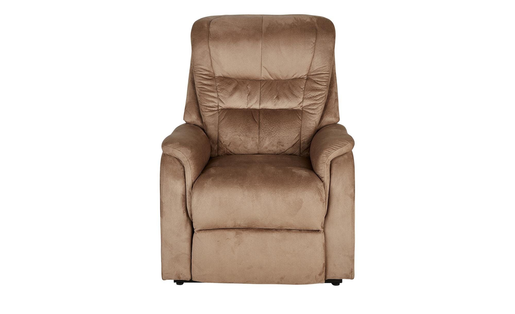 9682c3675027 TV-Sessel braun, gefunden bei Sconto