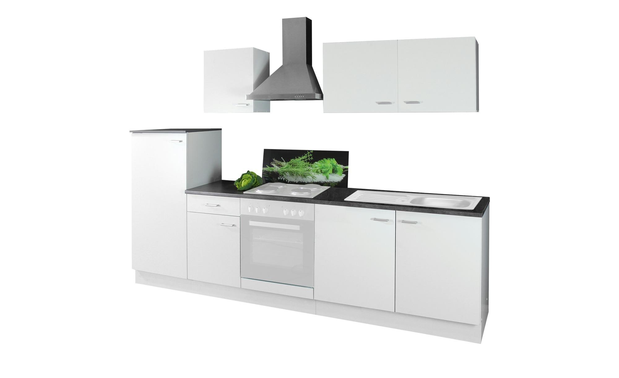 Küchenblock ohne Elektrogeräte Germany, gefunden bei Sconto