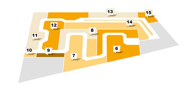 Sconto in Gründau - Etagenplan - Erdgeschoss