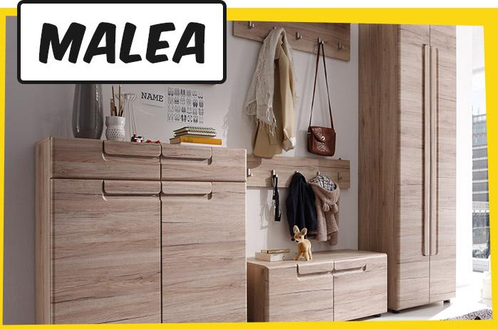Garderobenserie Malea