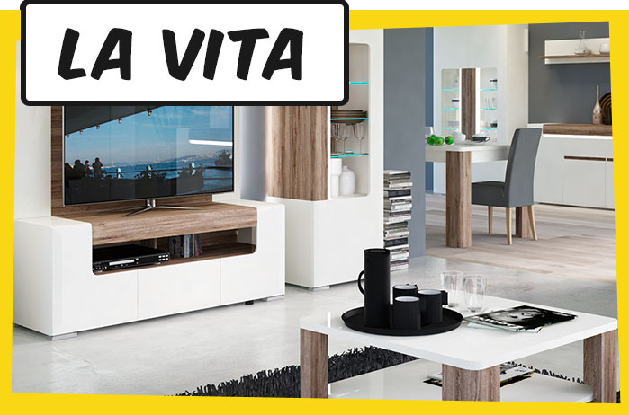 La Vita Wohnzimmermöbel