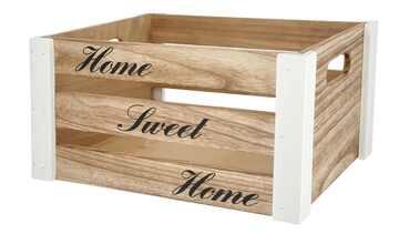 Aufbewahrungsbox  Home sweet Home